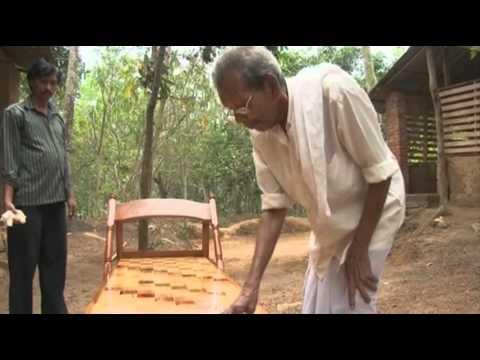 Carpenter Claims To Make 'Healing' Furniture