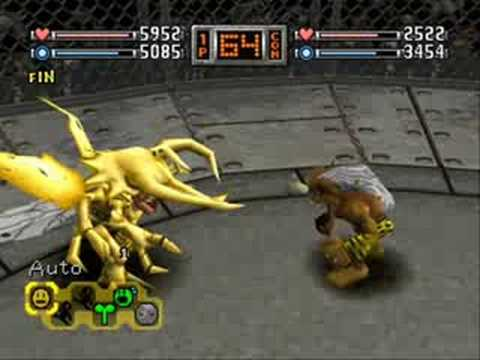 Digimon World Tournement L