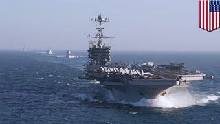 美俄關係惡化?美海軍第二艦隊重振旗鼓