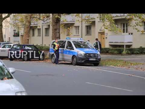 Germany: Police give all-clear to Leipzig school following email threats