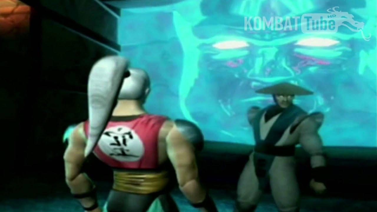 mortal kombat 4 fujin ending a relationship
