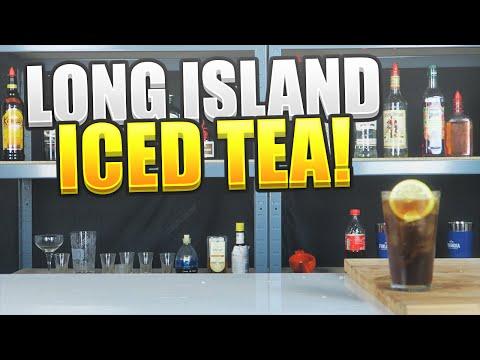 HOW TO MAKE THE PERFECT LONG ISLAND ICED TEA!