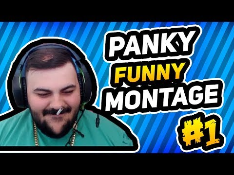 PANKY FUNNY MOMENTS #1