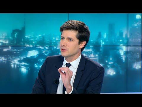 """Pour Julien Denormandie, """"En Marche est considéré comme un mouvement central par les Français"""""""