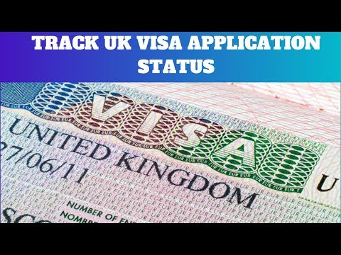 Check UK Visa Application Status   How To Track UK Visa Using GWF Number