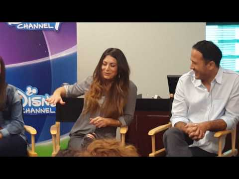 Cerina Vincent Talks about Being Mom Suzy Diaz on Disney Channel's Stuck in the Middle