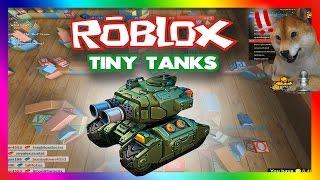 Verlieren durch eine MILLISECOND & King DOMINATION auf Roblox Tiny Tanks!