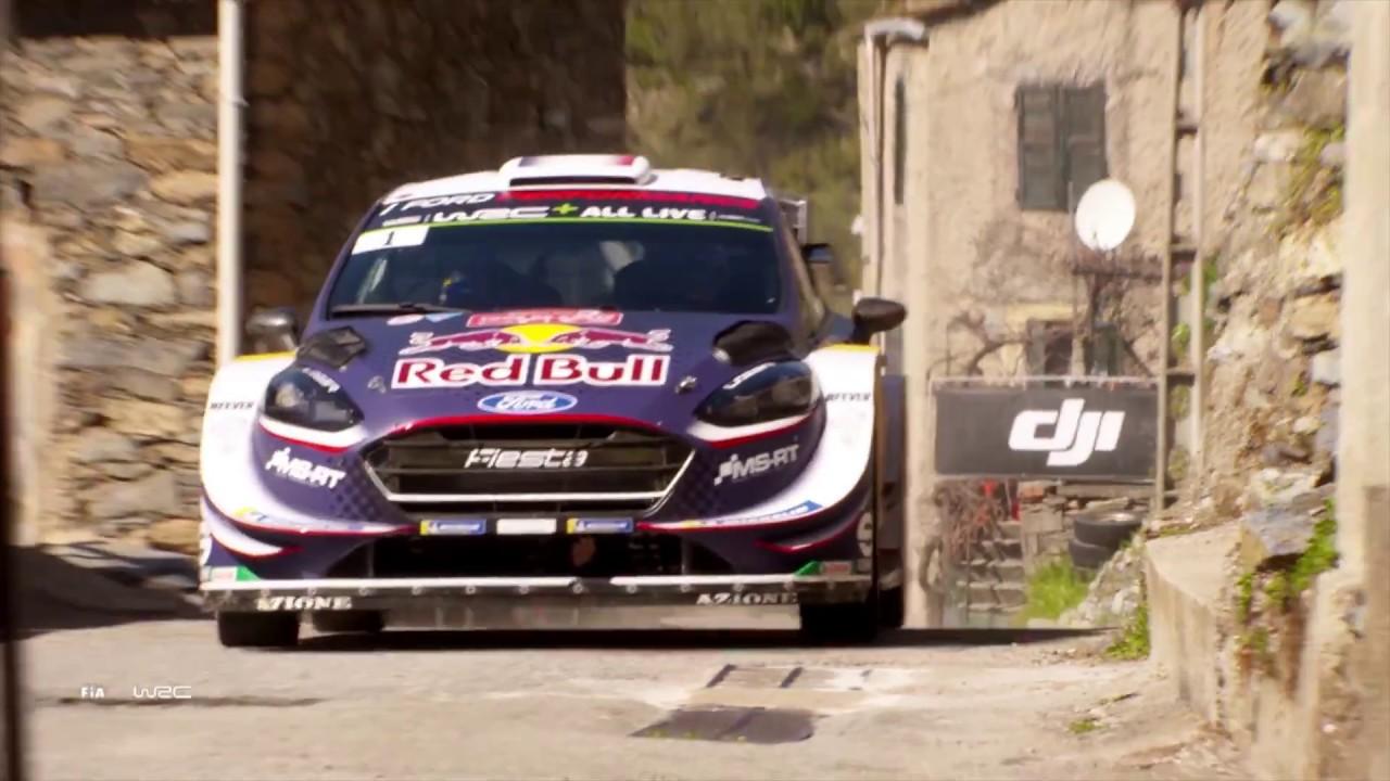 DJI -「WRC世界ラリー選手権2018...