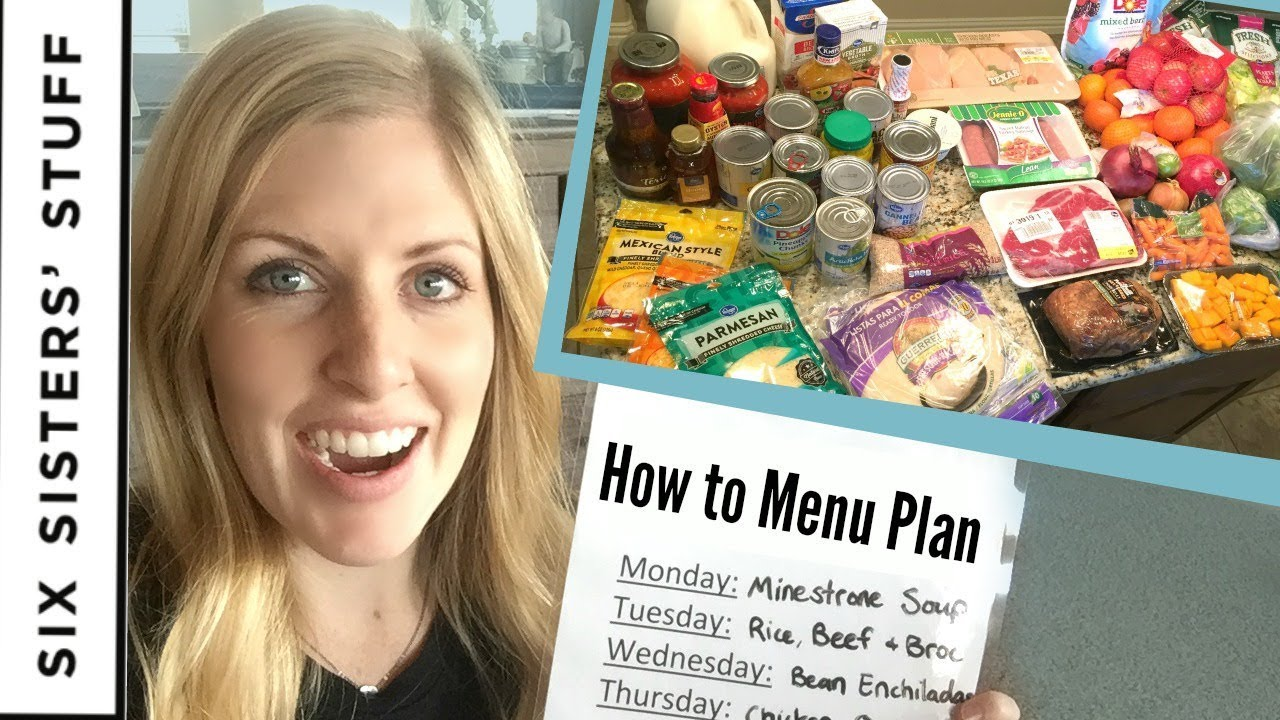 10 Tips on How to Meal Plan –  Make Meal Planning Work for YOU!