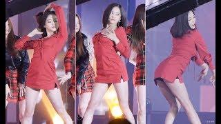 191006 CLC 씨엘씨 예은 - Devil 데빌 & Black Dress 블랙드레스 (서울뮤직페스티벌 SMUF K-POP콘서트) 직캠 fancam by zam