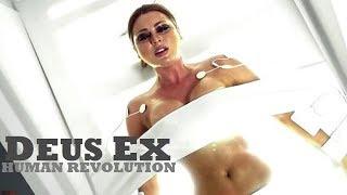 Deus Ex: Human Revolution. Фантастика. Короткометражный фильм.