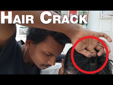 ASMR Master Cracker Signature Neck Crack Head Massage with Hair and Ear Cracking