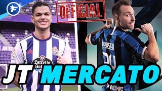 OFFICIEL : Eriksen signe à l'Inter, Ben Arfa rebondit à Valladolid | Journal du Mercato