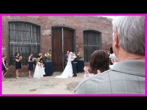 GROOM BREAKS DOWN ON WEDDING DAY!