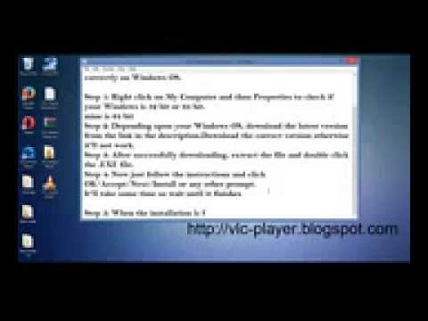 Download VLC Media Player Latest Version Free.VLC Media Player is an open source media player which was officially introduced in 2001 by non-profit, windows 10, 8.1, windows 8, windows 7, xp, 32 bit vlc media player for windows download,  vlc 32 bit...