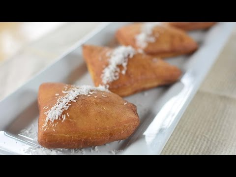 Sweet Fried Bread - Mandazi (Mahamri) from East Africa - Chef Lola's Kitchen