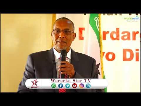 DAAWO MADAXWEYNAH SOMALILAND OO FUREY KULAN HAWLEED LOO QABTEY AGAASIMYAASHA GUD EE WASARADA DALKA
