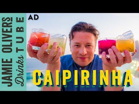 Jamie's Brazilian Caipirinha - FOUR Ways! | Jamie Oliver