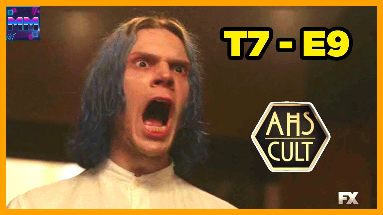 """Download American Horror Story CULT - Episodio 9 - """"Drink the Kool-Aid"""" (Resumen - Análisis) - 