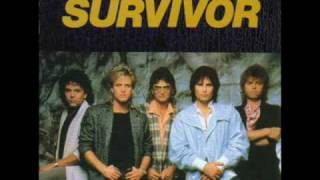 eye of the tiger - Survivor  with lyrics