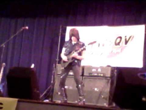 Michael Angelo Batio - Central Mountain Middle School 11/4/2010
