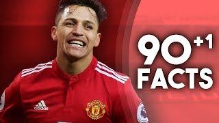 90+1 Facts About Alexis Sanchez!