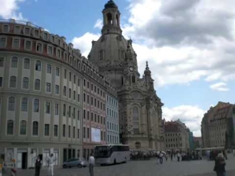 Frauenkirche in Dresden / Church of Our Lady in Dresden