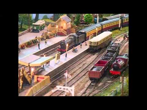 Model Railway Exhibition, Pontypridd, 2011