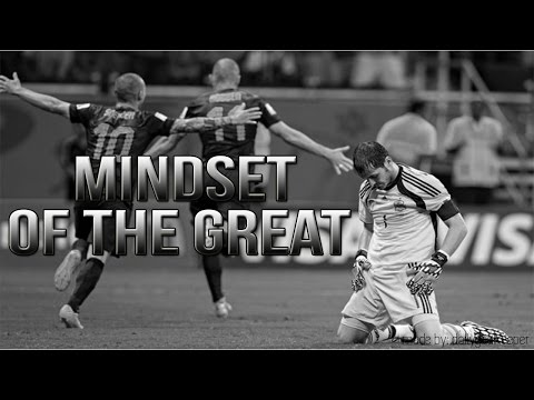 MINDSET OF THE GREAT – Goalkeeper Motivation