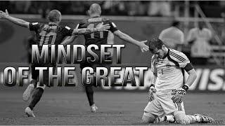 MINDSET OF THE GREAT - Goalkeeper Motivation