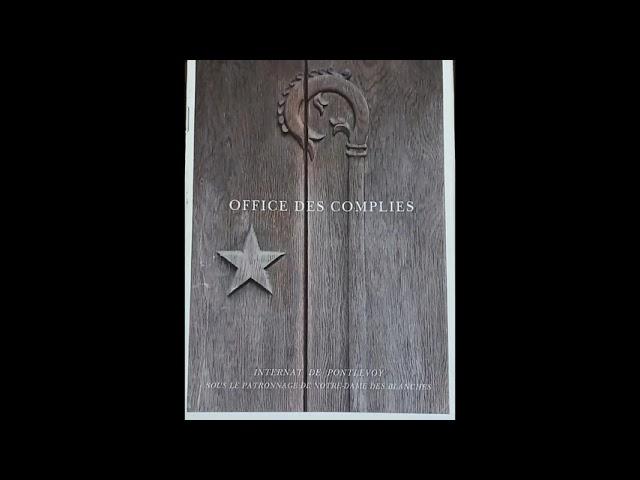 Les 6° de Notre Dame de la Joie chantent : Regarde l'étoile