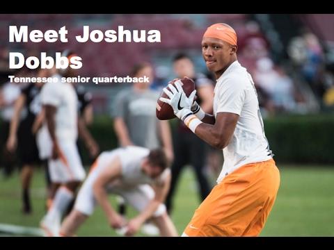 2017 NFL Draft: Joshua Dobbs video profile