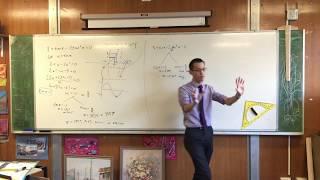 Equation Reducible to a Quadratic (Trigonometric Substitution)