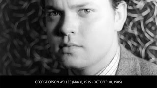 Orson Welles - Bios of famous people in movies - Wiki Video by Kinedio