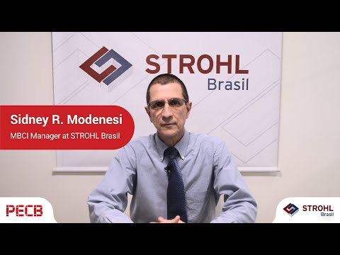 Key definitions used in ISO 22301 and ISO 22313- Sidney R. Modenesi