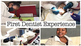 MINI VLOG: First Dentist Appointment, Why Now? | South African Youtuber