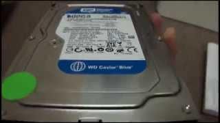 Western Digital Caviar Blue WD5000AAKS 500GB SATA 2 7200 RPM Hard Drive