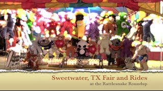 Texas County Fair and Carnival | Sweetwater Texas
