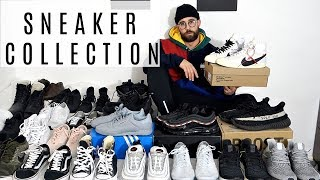 MY ENTIRE SNEAKER COLLECTION 2018 (FIRE!!!) | Daniel Simmons