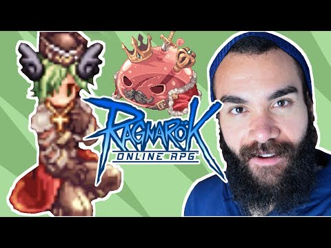 PAPO DE UP #3 RE:START (iRO) Ragnarok Online gameplay