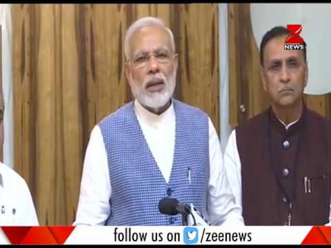 PM Modi's live 'report' on flood | बाढ़ पर पीएम मोदी की 'रिपोर्ट' लाइव