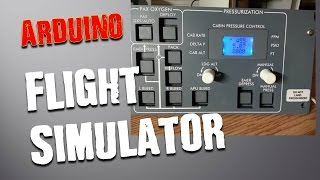 Interfacing Arduino with Flight Simulator- Tutorial