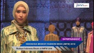 Budaya Indonesia Eksotis di IMFW 2018 - JPNN.COM