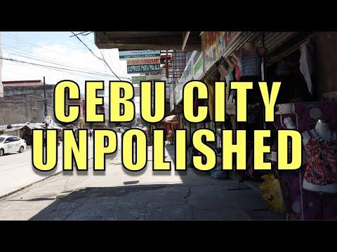 Cebu City, Unpolished.