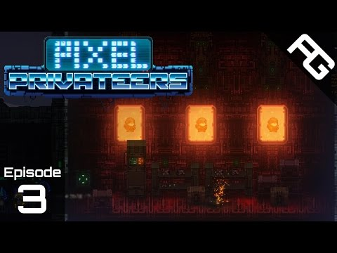 The Blood Banker - Let's Play Pixel Privateers - Ep 3 - Pixel Privateers Gameplay - Pixel Privateers