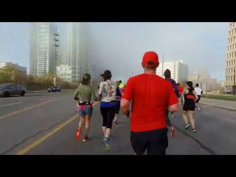 2019 Mississauga Half Marathon Full Run - Treadmill Virtual Run