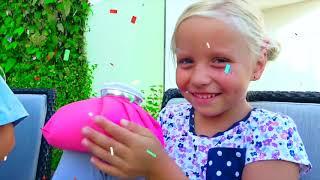 Alicia y hermana la historia sobre boo boo / Nueva series