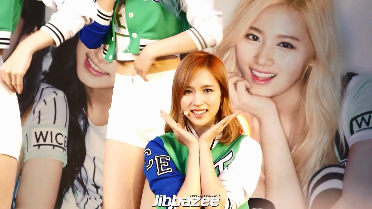 Fancam 160507 Twice 트와이스 Mina Cheer Up At Genie Guerilla