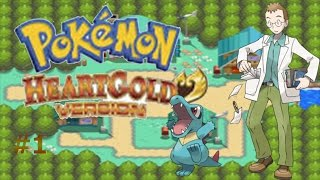 Comienzo de una aventura por Johto/Pokemon Heart Gold