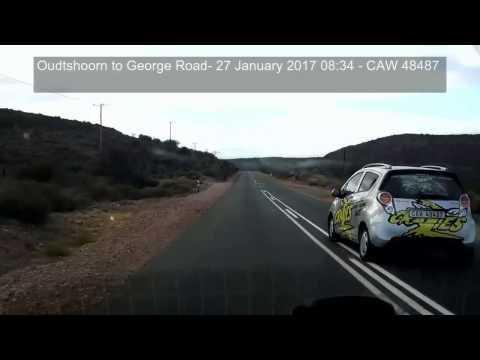 Dash Cam | Crazies | South Africa | George | Oudtshoorn | Karoo